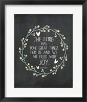 Filled with Joy Fine-Art Print