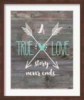 True Love Story Fine-Art Print