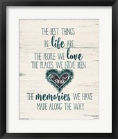 Life, Love, Memories Fine-Art Print