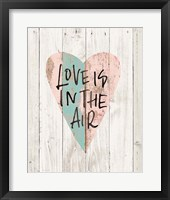Love in the Air Fine-Art Print