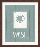 Wash House Wash Fine-Art Print