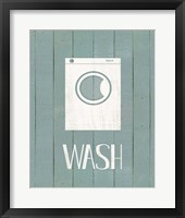 Wash House Wash Fine-Art Print