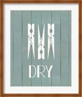 Wash House Dry Fine-Art Print