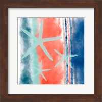 Starfish Stripes Fine-Art Print