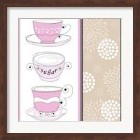 Tea Time III Fine-Art Print