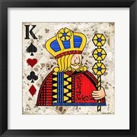 King of Spades Fine-Art Print
