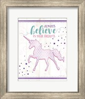 Believe Unicorn Fine-Art Print