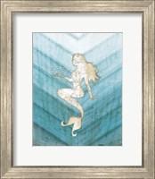 Coastal Mermaid II Fine-Art Print