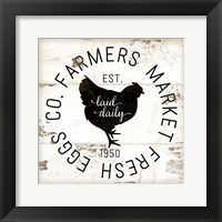 Farmer Market Eggs Fine-Art Print
