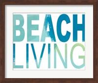 Beach Living Fine-Art Print