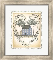 Bless Our Family Fine-Art Print