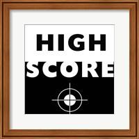 High Score Fine-Art Print
