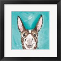 Mr. Donkey Fine-Art Print