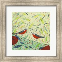 Nuthatches Fine-Art Print