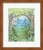 Into the Forest Fine-Art Print
