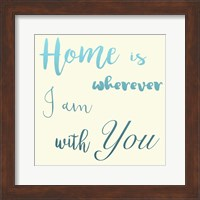Home Is You Fine-Art Print