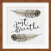 Just Breathe Fine-Art Print