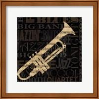 Jazz Improv I Fine-Art Print