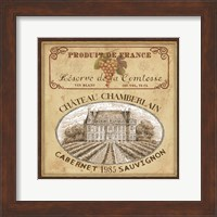 Vintage Labels II Fine-Art Print