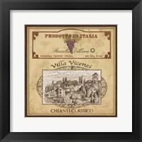 Vintage Labels IV Fine-Art Print