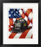 343 FDNY Fine-Art Print