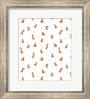Winter Foxes Fine-Art Print