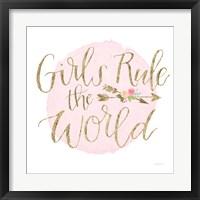 Girl Power III Fine-Art Print