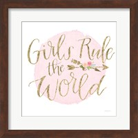 Girl Power III Fine-Art Print