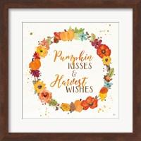 Harvest Wishes II Fine-Art Print