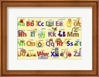 ABCs Fine-Art Print