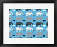 Rhino Safari Fine-Art Print
