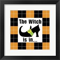 The Witch is in Fine-Art Print