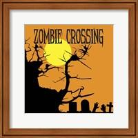 Zombie Crossing Fine-Art Print