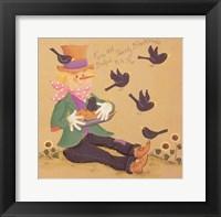 Four and Twenty Blackbirds Fine-Art Print