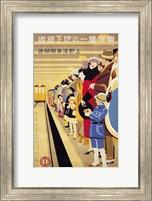 Train Platform Fine-Art Print