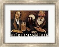 Hurlimann Bier Fine-Art Print