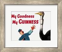 My Goodness My Guinness Fine-Art Print
