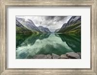 Norway- Mountain Landscape Fine-Art Print