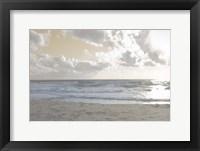 Serene Sea III Fine-Art Print