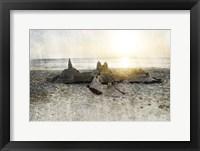 Sand Castle I Fine-Art Print