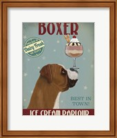 Boxer Ice Cream Fine-Art Print