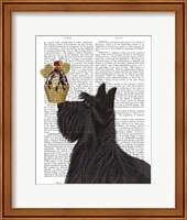Scottish Terrier Ice Cream Fine-Art Print