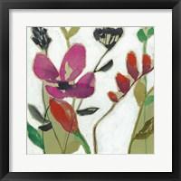Vivid Flowers I Fine-Art Print