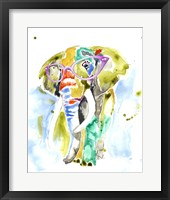 Smarty-Pants Elephant Fine-Art Print