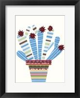 Cheerful Succulent I Fine-Art Print