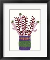 Cheerful Succulent II Fine-Art Print