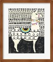 Party Llama I Fine-Art Print