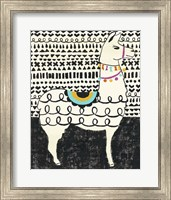 Party Llama I Fine-Art Print