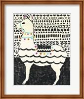 Party Llama II Fine-Art Print