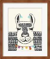 Party Llama III Fine-Art Print